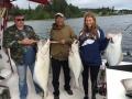Yuri group-ucluelet halibut-fishing charter ucluelet