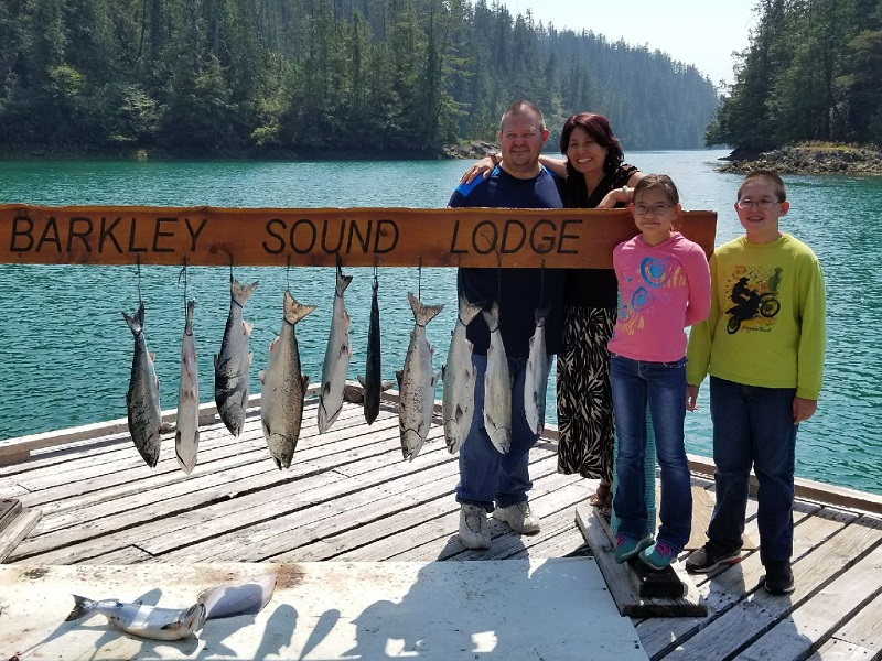 All inclusive fishing trips include fun and relaxation as for All inclusive fishing packages